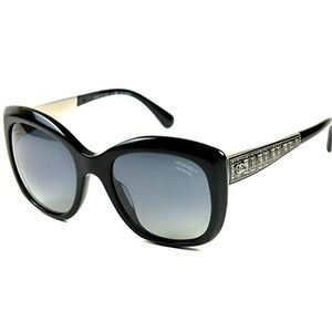 Polarized CHANEL 5347 Signature Square sunglasses
